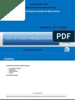 Manual Do Curso - Prevencao Em Pauta2012