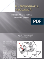 GHELARI – MONOGRAFIA ARHEOLOGICĂ