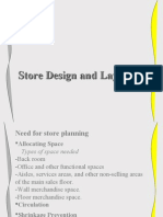 Store Layout and Design Mgt