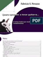 03 Fabricio Peruzzo Quero Aprender Guitarra