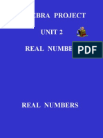 Text 2. Real Numbers