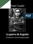 La Guerra de Augusto_Cuadra,Alvaro