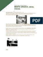 Jose Clemente Orozco Obra Completa