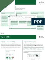2.1. Office 2013 - Ghid de pornire rapidă Excel 2013