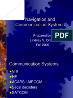 Navigation Communication Systems