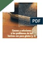 PROTEINAS EN LAS HARINAS,CAUSAS Y SOLUCIONES.doc
