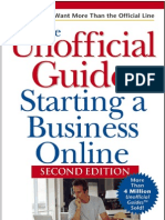 0471748382 - Wiley - Unofficial Guide to Starting a Business Online - (2006)