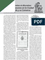 María González Padrón, Antonio - Ni secretos ni discretos Los masones en la ciudad de Telde y comarca