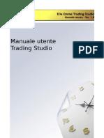 Manuale Trading Studio