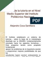 2.Análisis de la tutoría en el Nivel Medio Superior del Instituto Politécnico Nacional.pptx