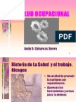 Introduccion a La Salud Ocupacional