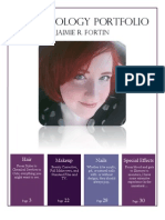 Cosmetology Portfolio