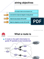Chapter 08 Principle and Configuration of Routing ProtocolV2
