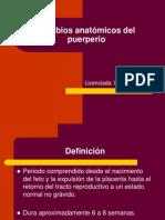 cambios anatomicos del puerperio.ppt