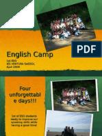 English Camp 2009