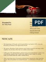 Final Nescafe