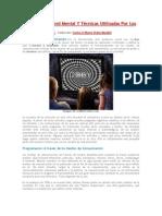 Teorías De Control Mental Y Técnicas Utilizadas Por Los Medios Masivos.docx