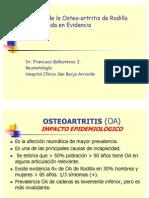 Tratamiento Osteoartritis Rodilla DrBallesteros