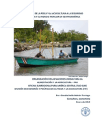 Estado Actual Pesca Acuicultura Centroamerica - FINAL