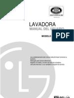 Lavadora Lg Wf-s1061tp
