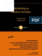Marketing en Medios Sociales Pymes