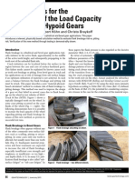 Bevel Gear Load Capacity
