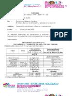Tratamiento y Profilaxis Influenza y Leptospirosis 17 Julio 2013