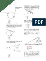 Circunferencia e Angulos