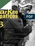 Revista Textos ArKeopáticos Número 03 [primavera 2013]