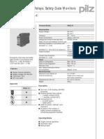 PNOZ_X1 datasheet