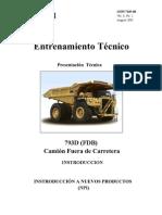 Camion Minero 793-D