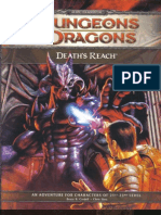 D&D 4th Edition - Death's Reach E1