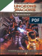D&D 4th Edition - Death's Reach E1