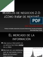 Modelos de Negocios 2.0