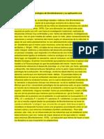 Análisis del Modelo Ecológico de Bronfenbrenner y su aplicación a la Psicooncología