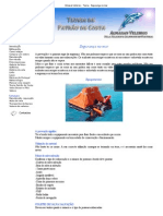 Almaran Veleiros - Teoria - Segurança no mar