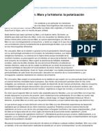 Immanuel Wallerstein- Marx y La Historia La Polarizacin