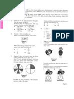 Maths Upsr Sebenar 2008