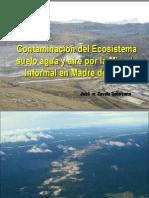 Contaminacion de Ecosistemas