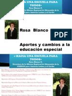 Hacia una educación Inclusiva - Rosa Blanco Guijarro