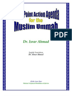 Three Point Action Agenda
