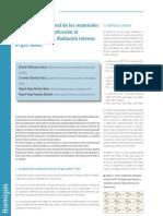 Radiactividad Natural de Los Materiales (II) URANIO 238