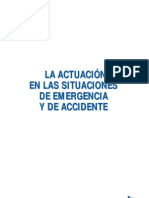 Manual Actuacion Emergencias