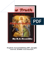 The Truth About the Resurrection - Complete Small Book