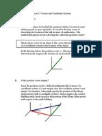 PHYS331 Lesson 1