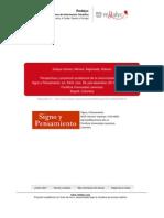 PERSPECTIVAS Y PROYECCIÓN PROFESIONAL DE LA COMUNICACIÓN SOCIAL (1)