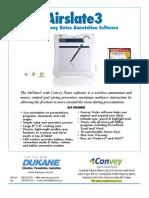 Dukane AirSlate 3