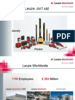 taktik(z) | Leuze electronic | Overview 2008