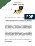 Densimetro Electronico Original