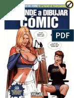 Aprende a Dibujar Comic 08